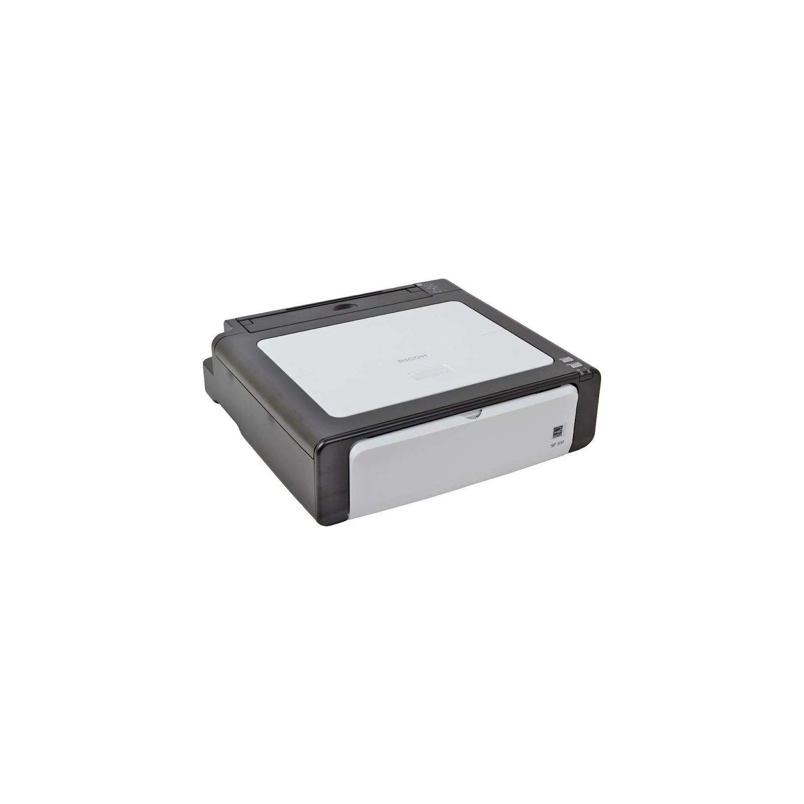 Лазерный принтер Ricoh SP100 (407490) изображение 2
