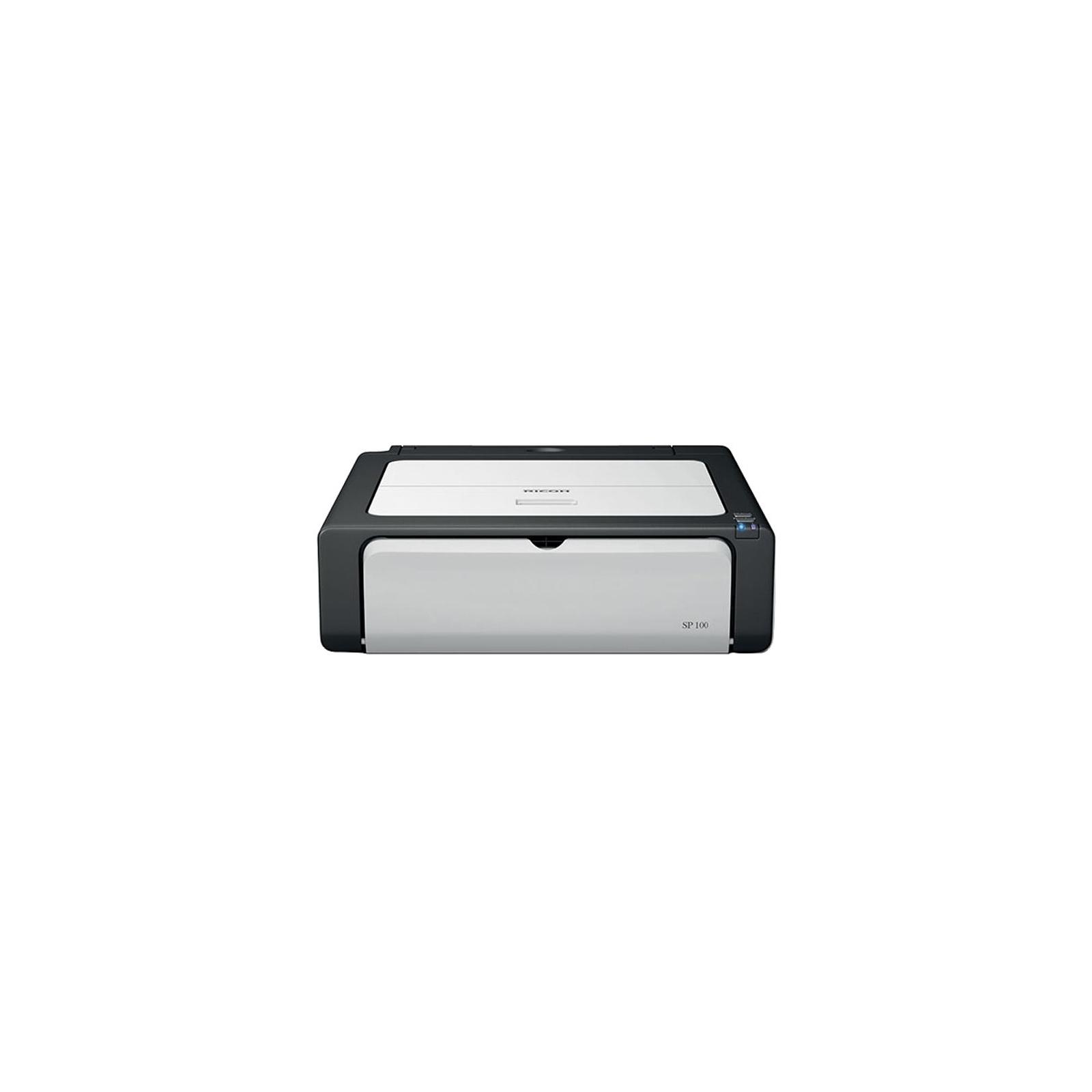 Лазерный принтер Ricoh SP100 (407490) изображение 3