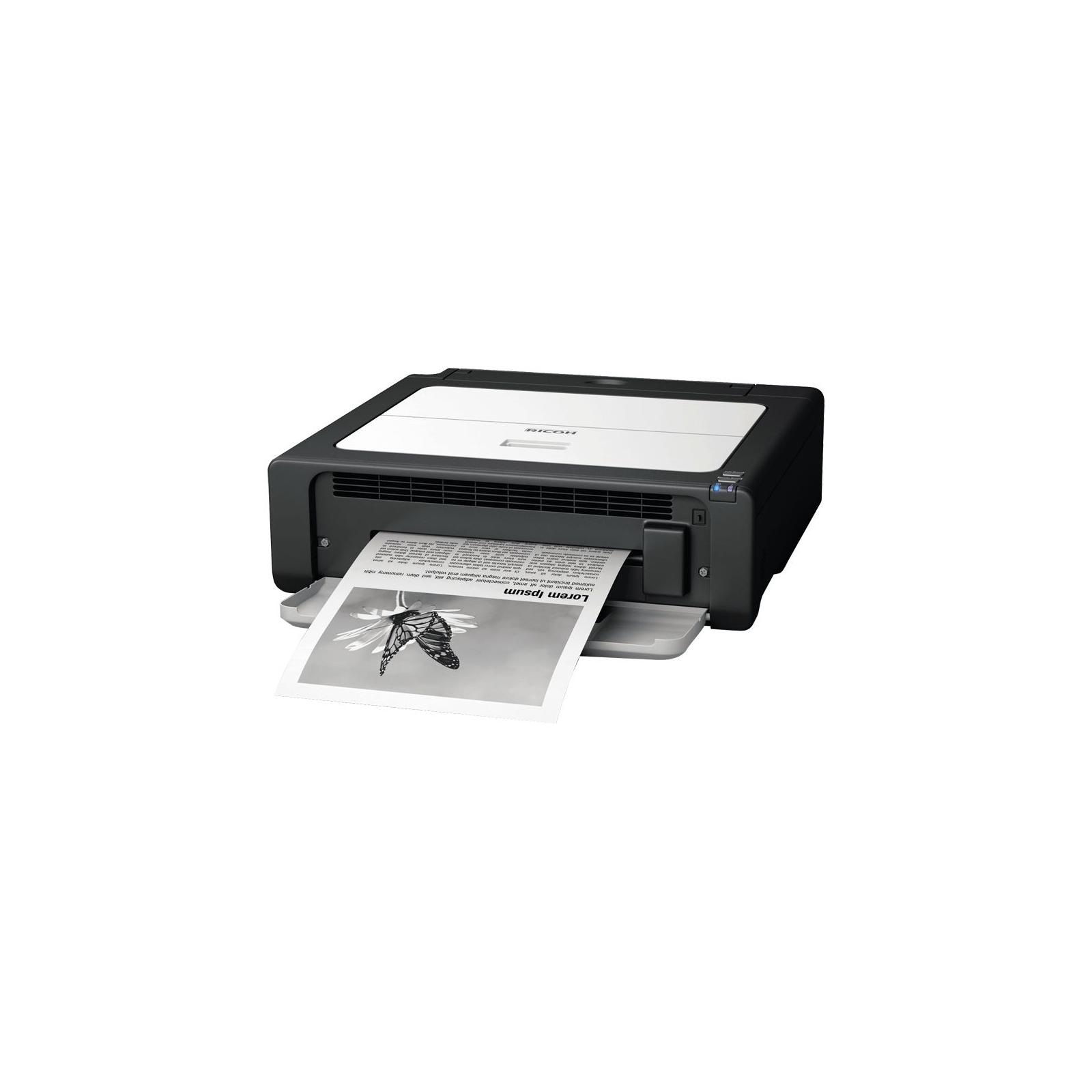 Лазерный принтер Ricoh SP100 (407490) изображение 4