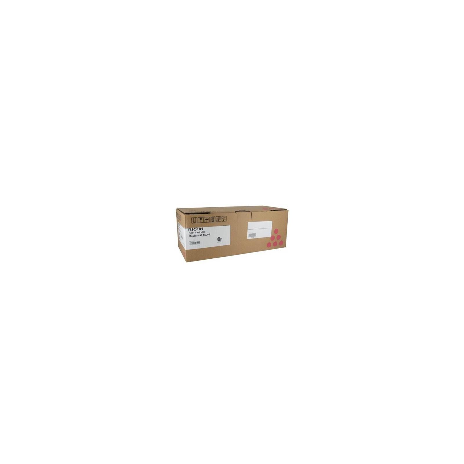 Тонер-картридж Ricoh SPC220/SPC240/SPC242 Magenta 2,3K (406054)