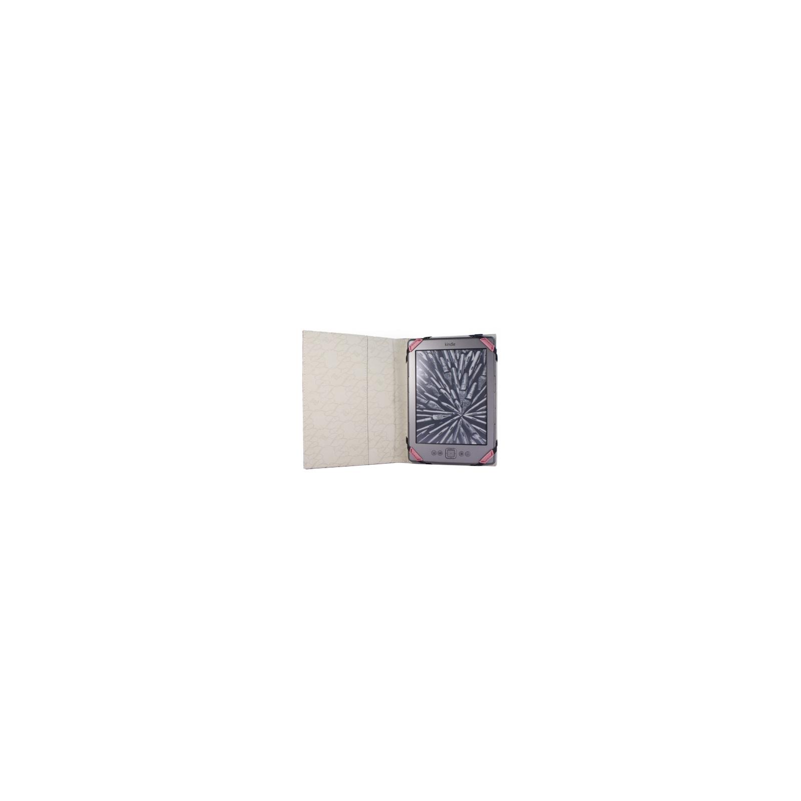 Чехол для электронной книги Tuff-Luv 6 Slim Book Pink (A7_22) изображение 2