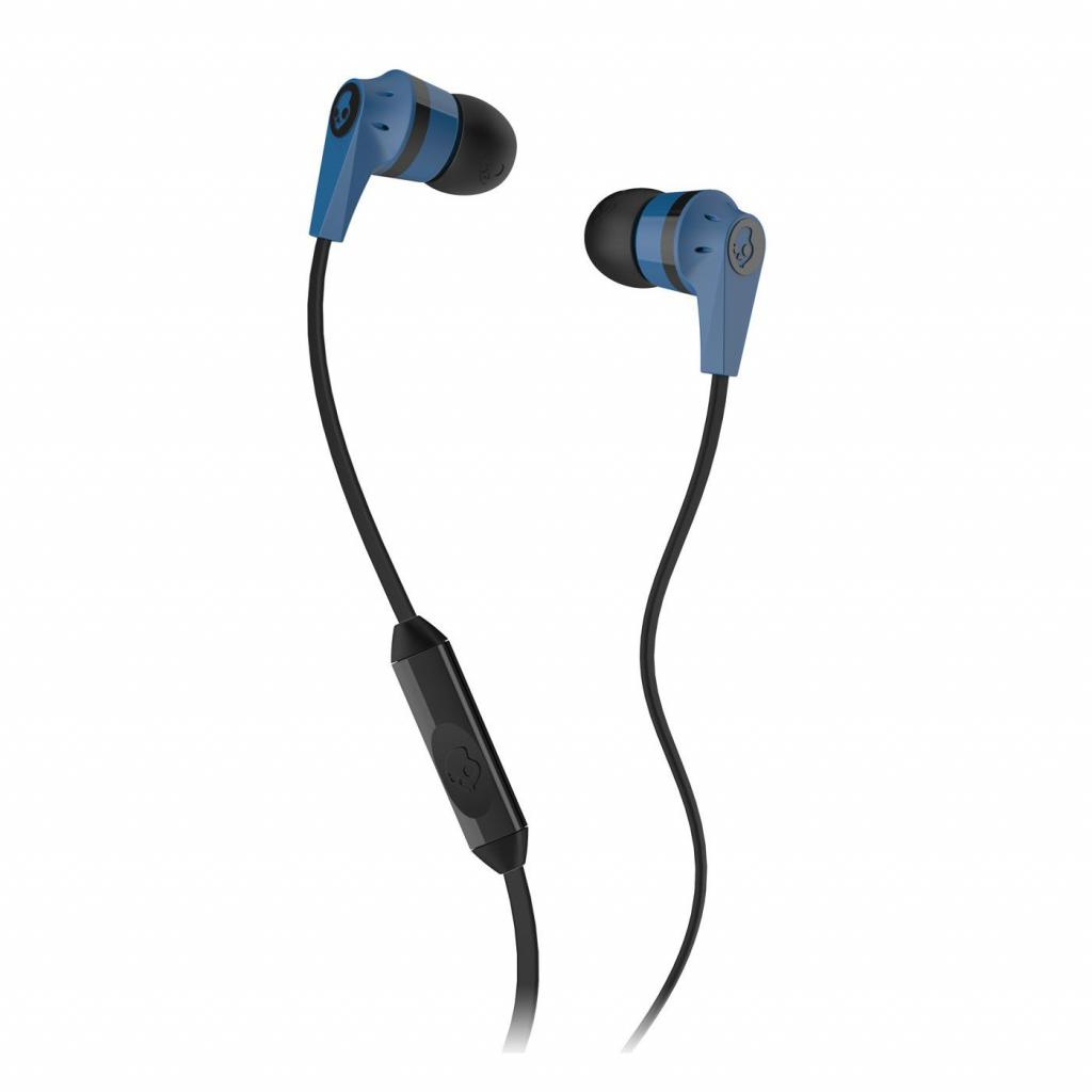 Наушники Skullcandy Ink'd 2.0 Blue/Black w/mic (S2IKDY-101)