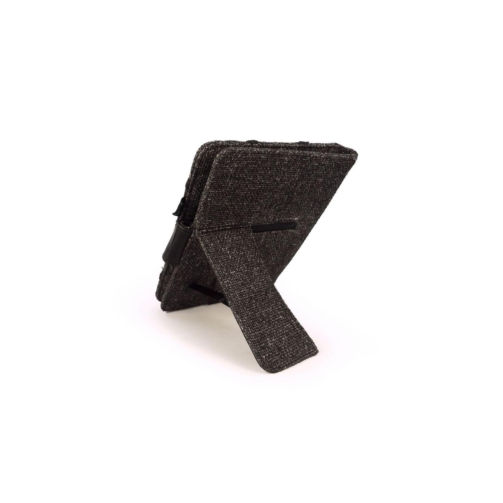 Чехол для электронной книги Tuff-Luv 6 Embrace Plus Hemp Charcoal Black (I3_16) изображение 2
