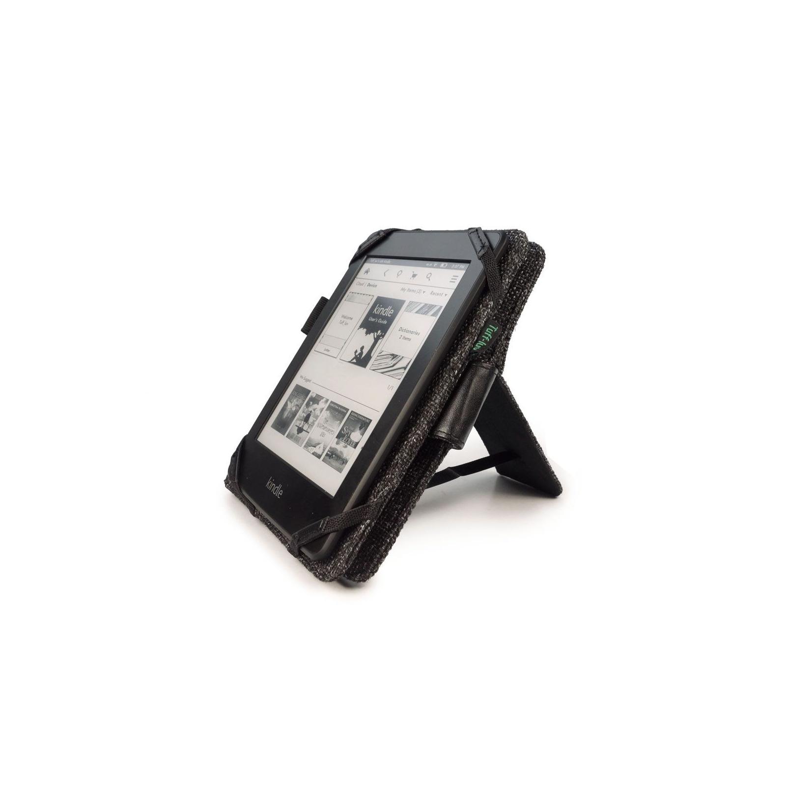 Чехол для электронной книги Tuff-Luv 6 Embrace Plus Hemp Charcoal Black (I3_16) изображение 3