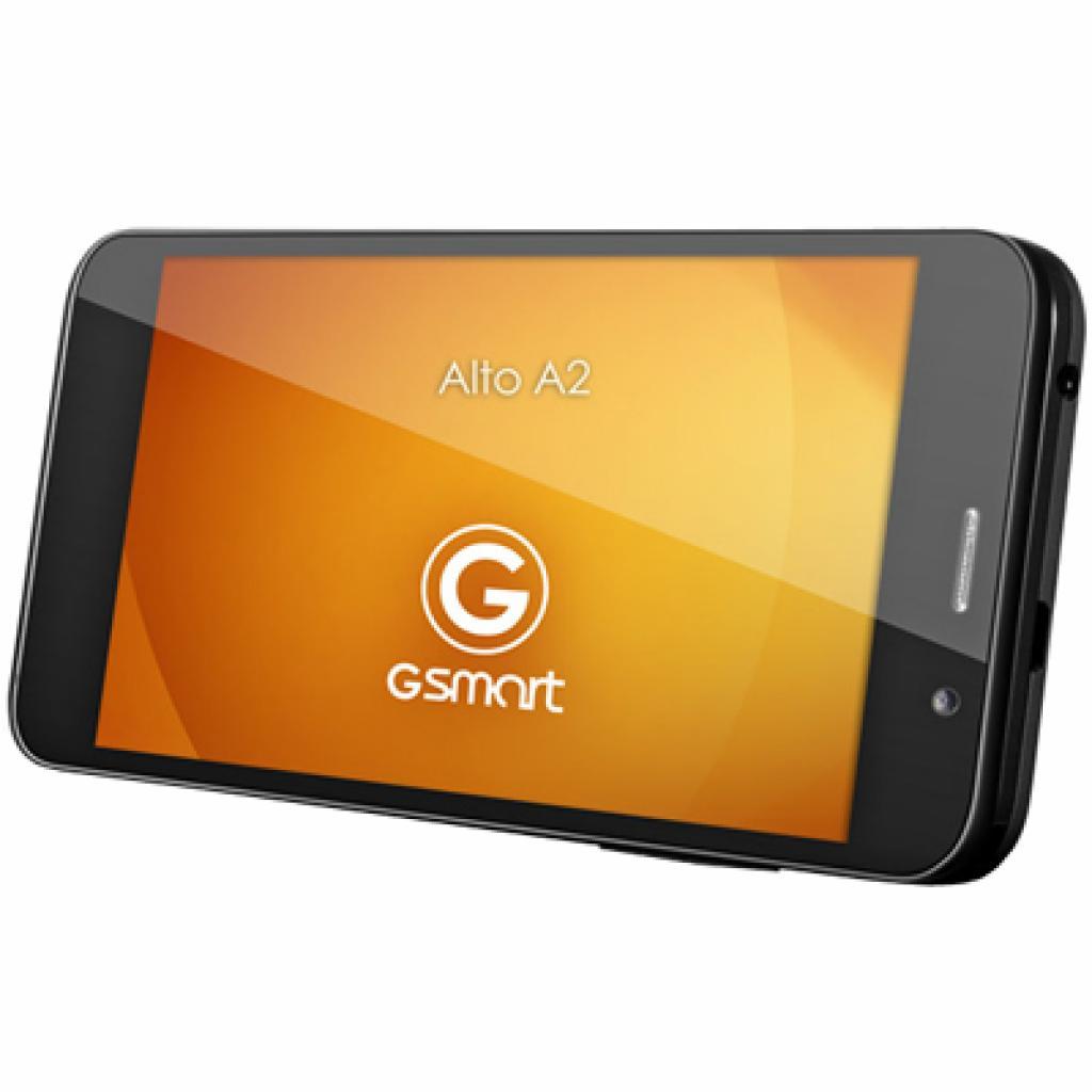 Мобильный телефон GIGABYTE GSmart Alto A2 Black (4712364754944) изображение 3