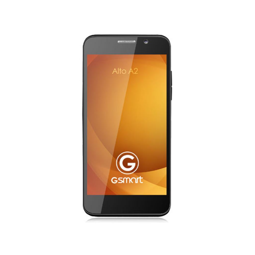 Мобильный телефон GIGABYTE GSmart Alto A2 Black (4712364754944)