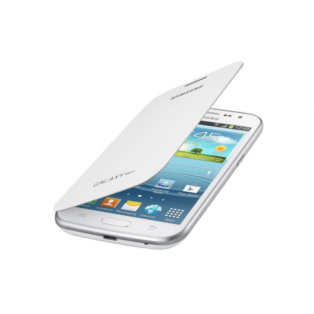 Чехол для моб. телефона Samsung I8552/White/Flip Cover (EF-FI855BWEGWW) изображение 2