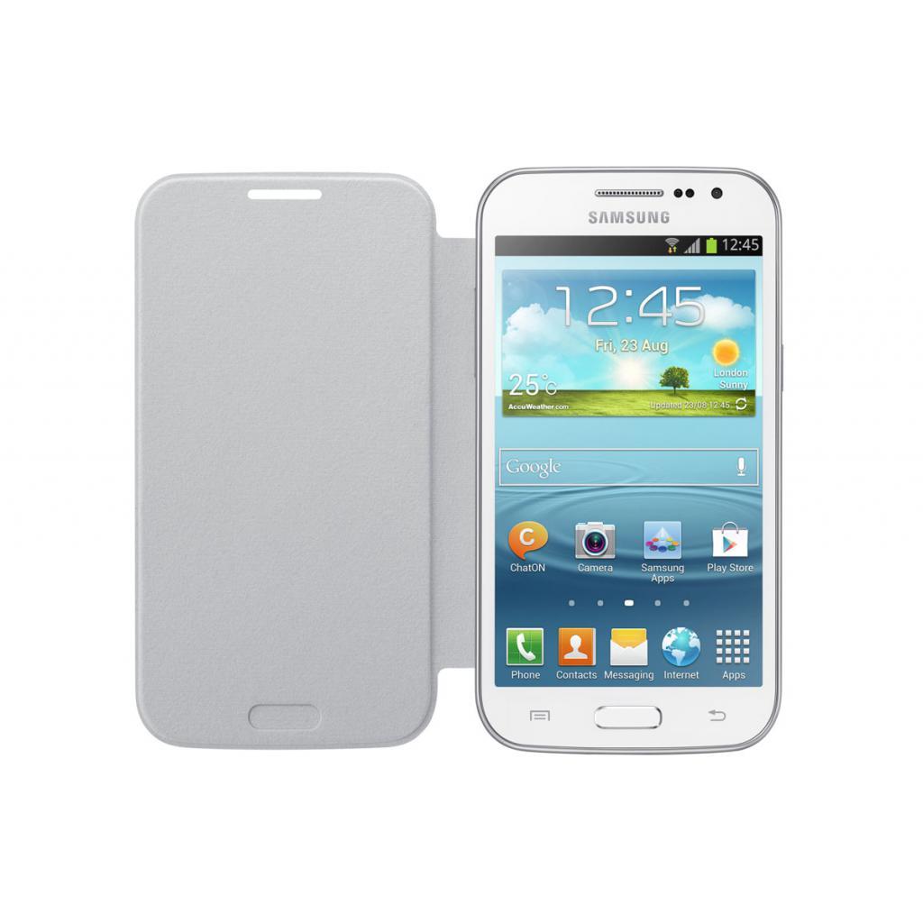 Чехол для моб. телефона Samsung I8552/White/Flip Cover (EF-FI855BWEGWW) изображение 3