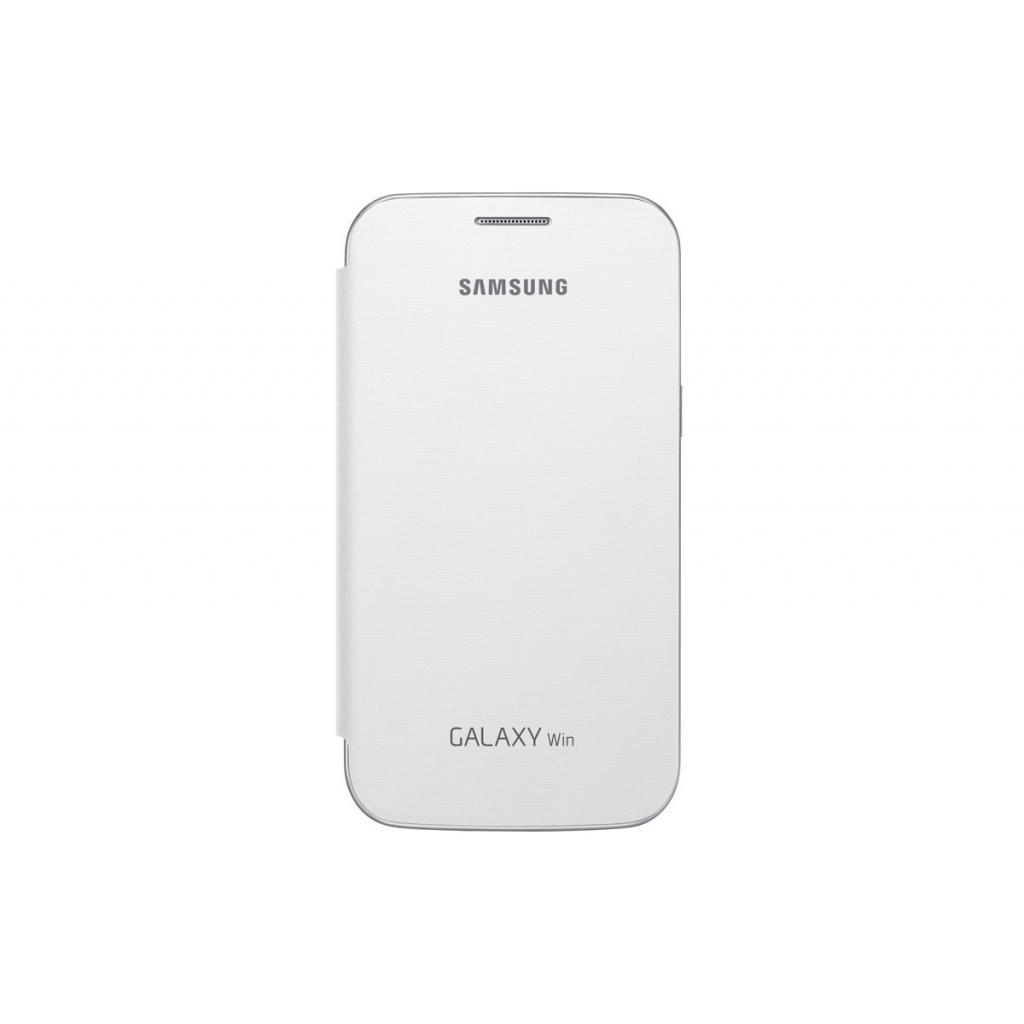 Чехол для моб. телефона Samsung I8552/White/Flip Cover (EF-FI855BWEGWW)