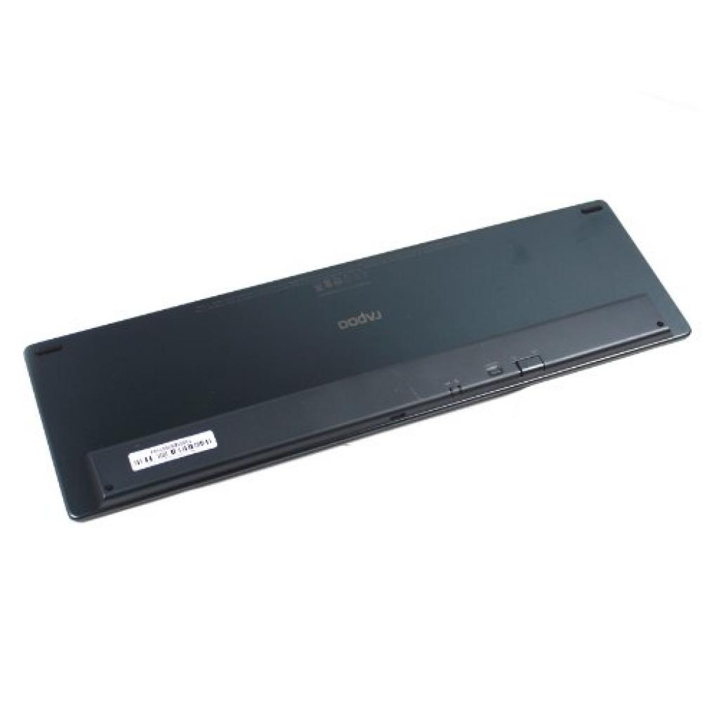Клавиатура Rapoo E6700 bluetooth Black изображение 5