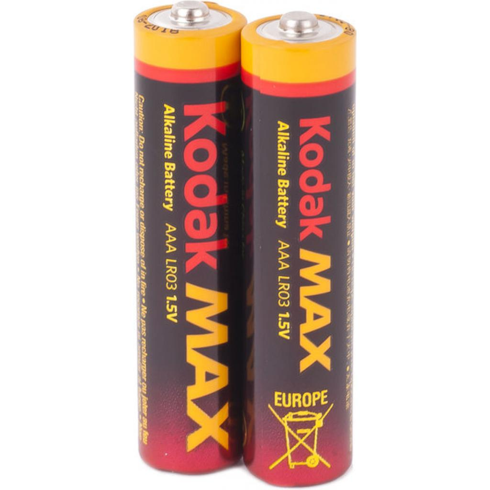 Батарейка Kodak LR06 KODAK MAX * 2 (30952829)