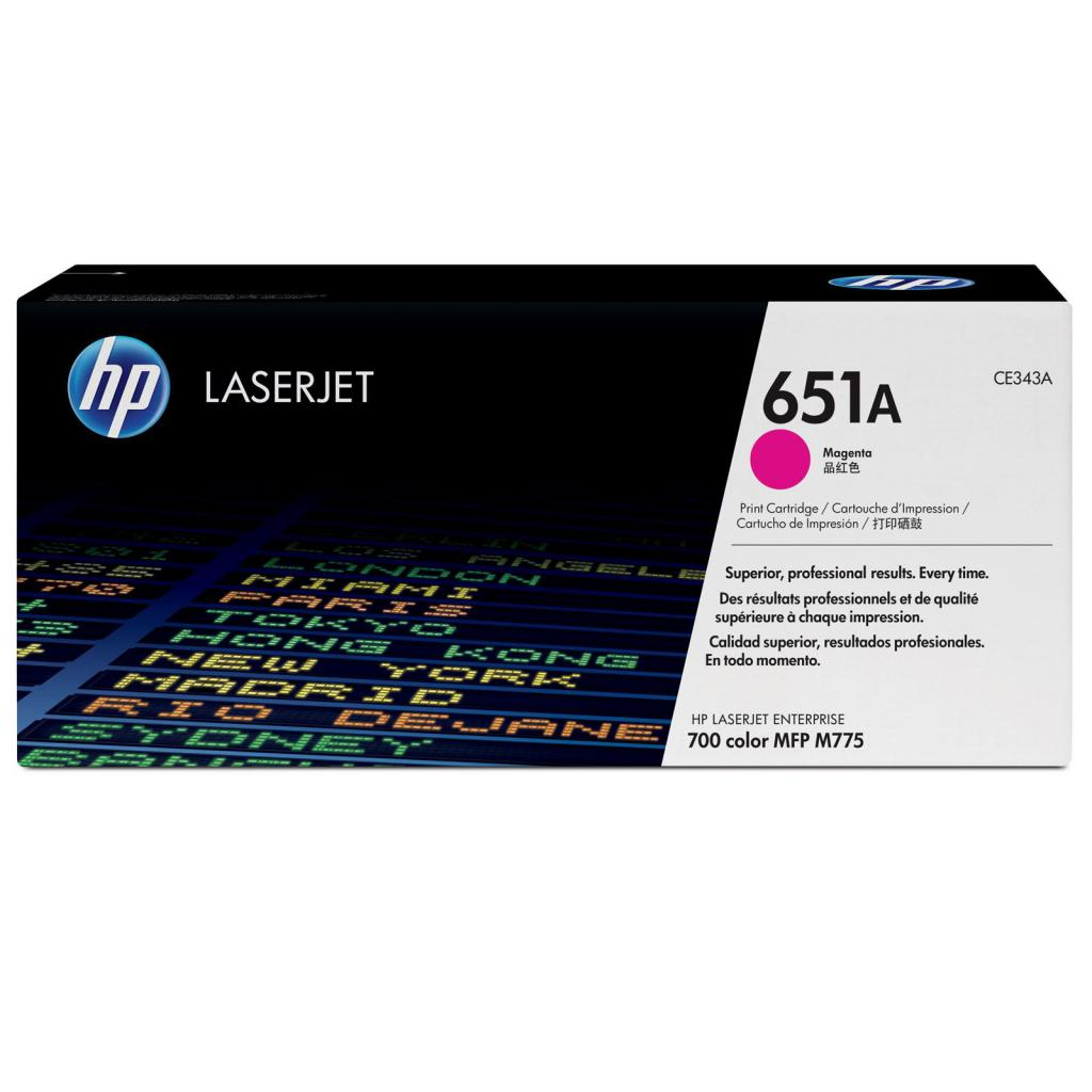 Картридж HP CLJ 651A Magenta (M775dn/M775f/M775z/M775z+) (CE343A)