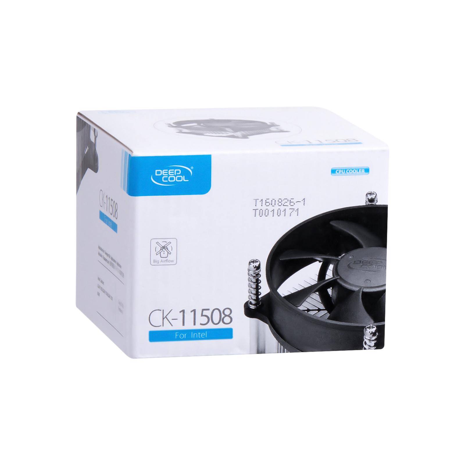 Кулер для процессора Deepcool CK-11508 изображение 6