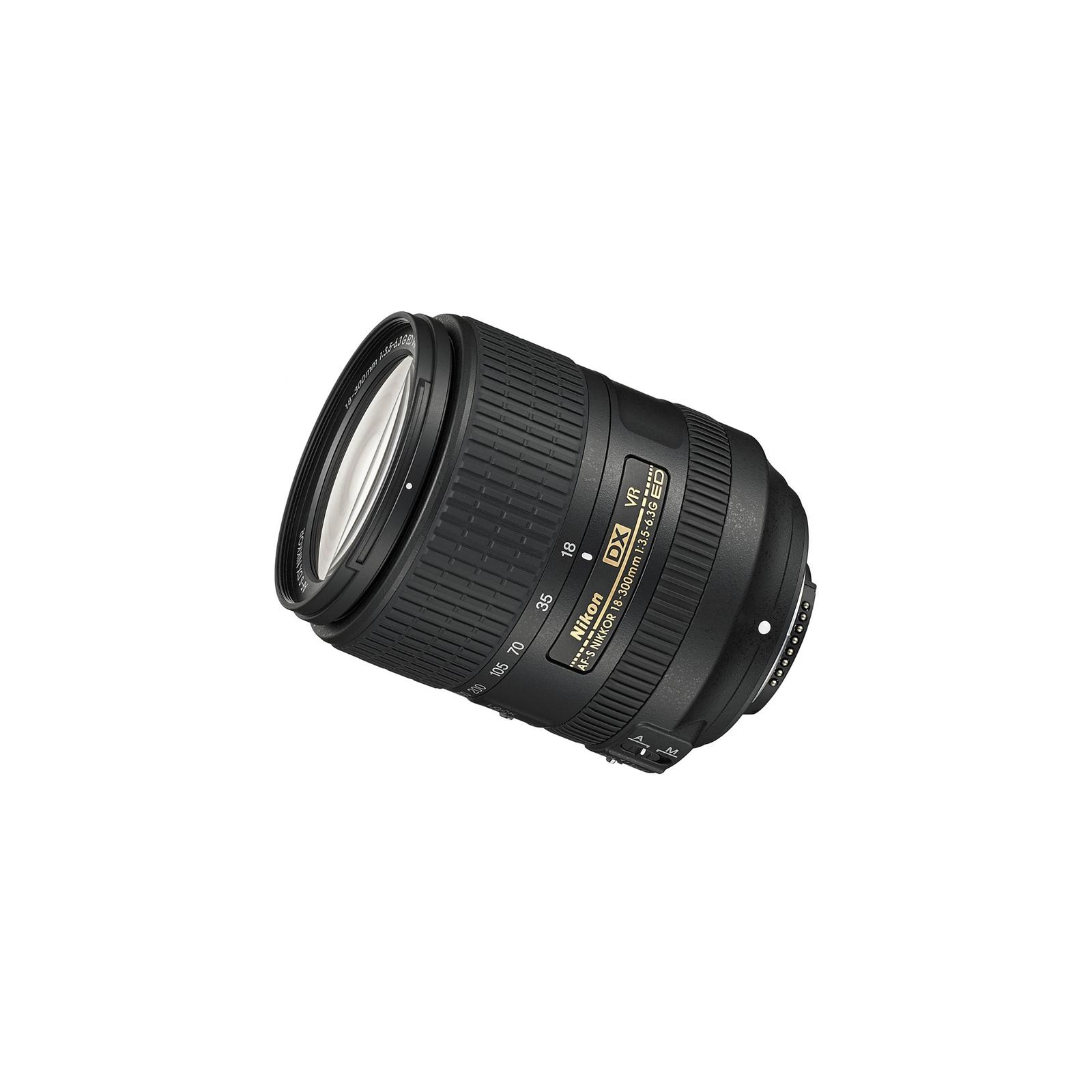 Объектив Nikon 18-300mm f/3.5-6.3G ED AF-S DX VR (JAA821DA) изображение 2