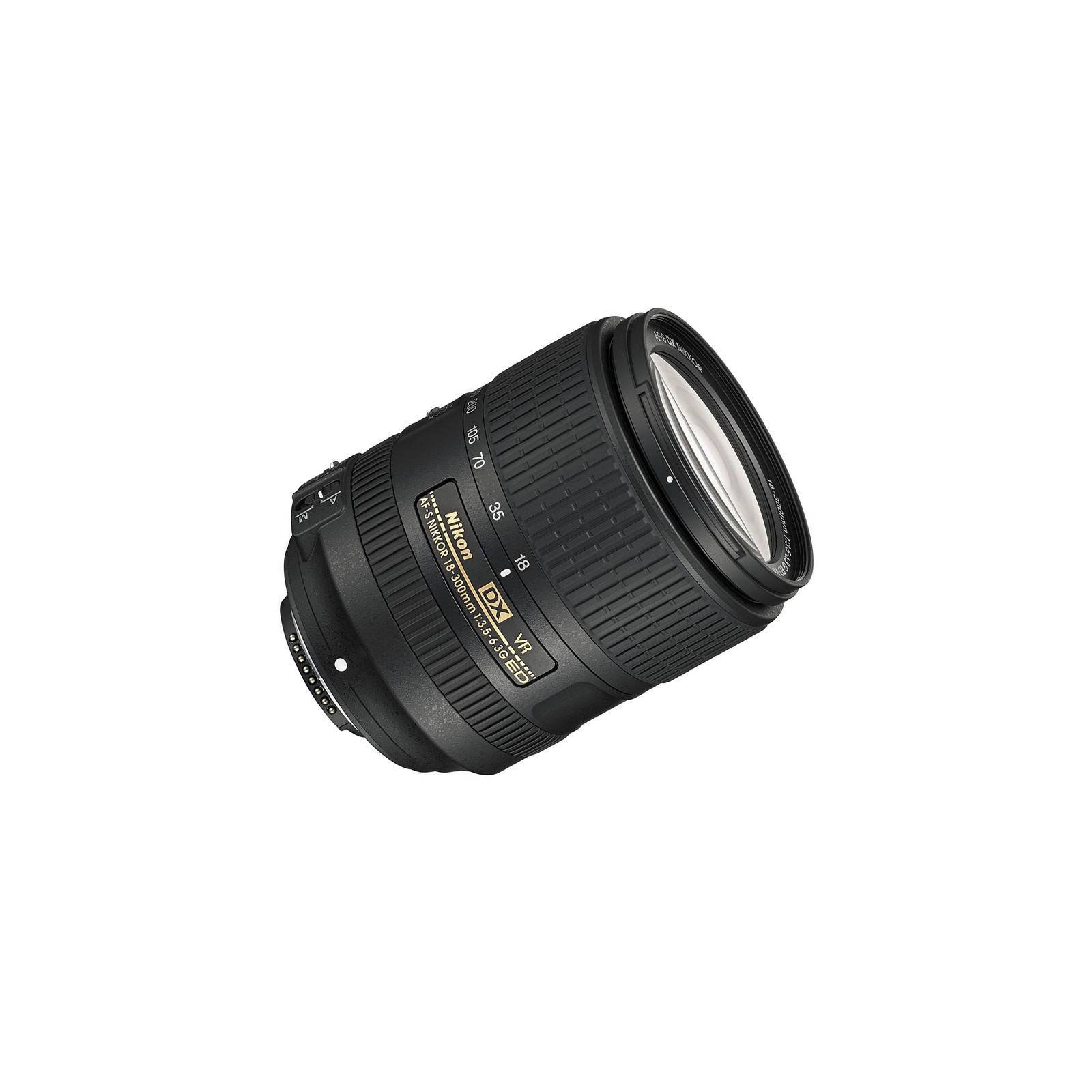 Объектив Nikon 18-300mm f/3.5-6.3G ED AF-S DX VR (JAA821DA) изображение 3