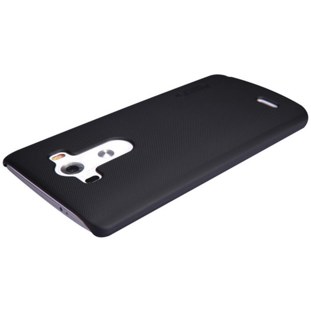 Чехол для моб. телефона NILLKIN для LG Optimus GIII /Super Frosted Shield/Black (6154944) изображение 3