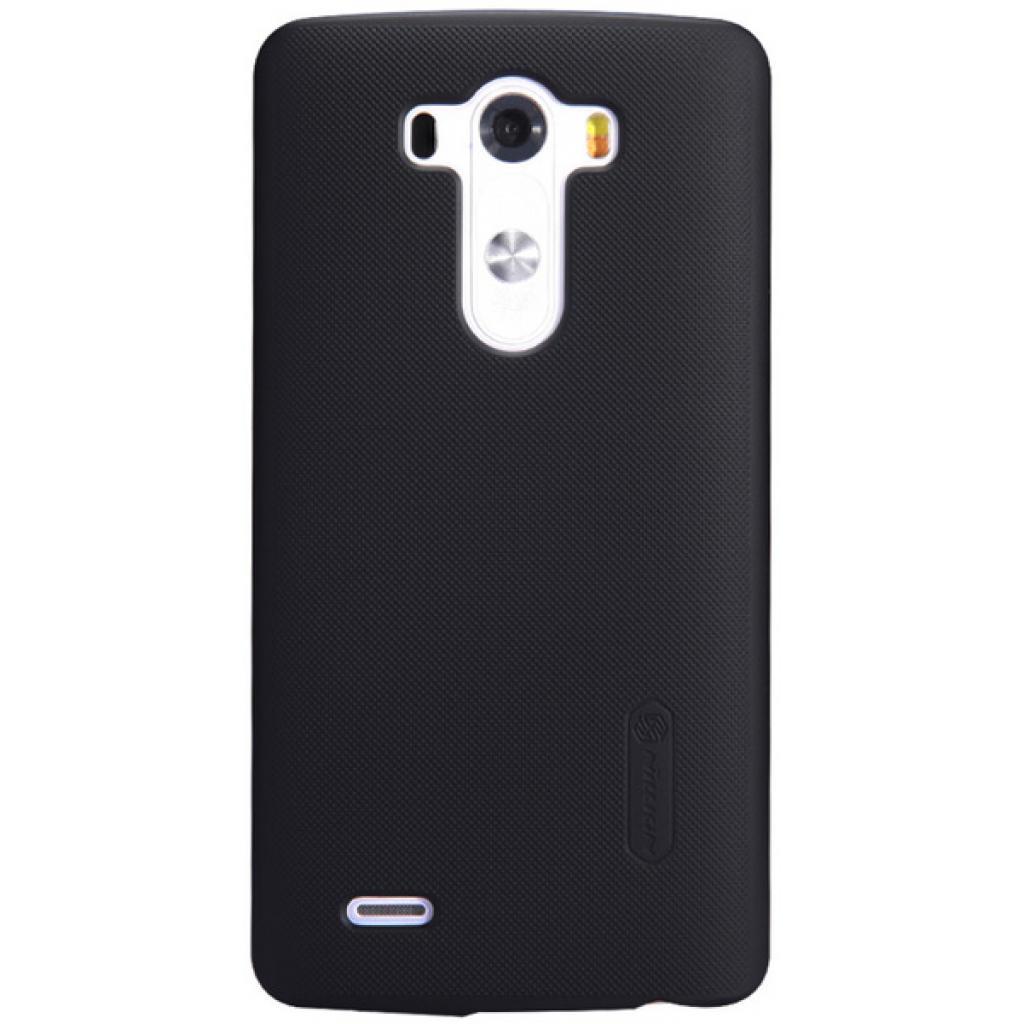 Чехол для моб. телефона NILLKIN для LG Optimus GIII /Super Frosted Shield/Black (6154944)