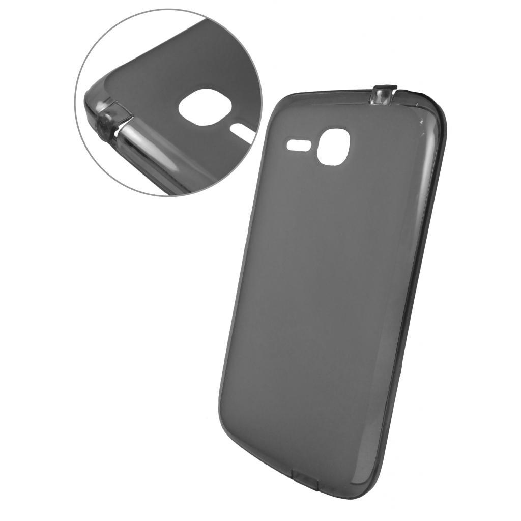 Чехол для моб. телефона GLOBAL для Huawei Ascend Y600 (темный) (1283126459528)