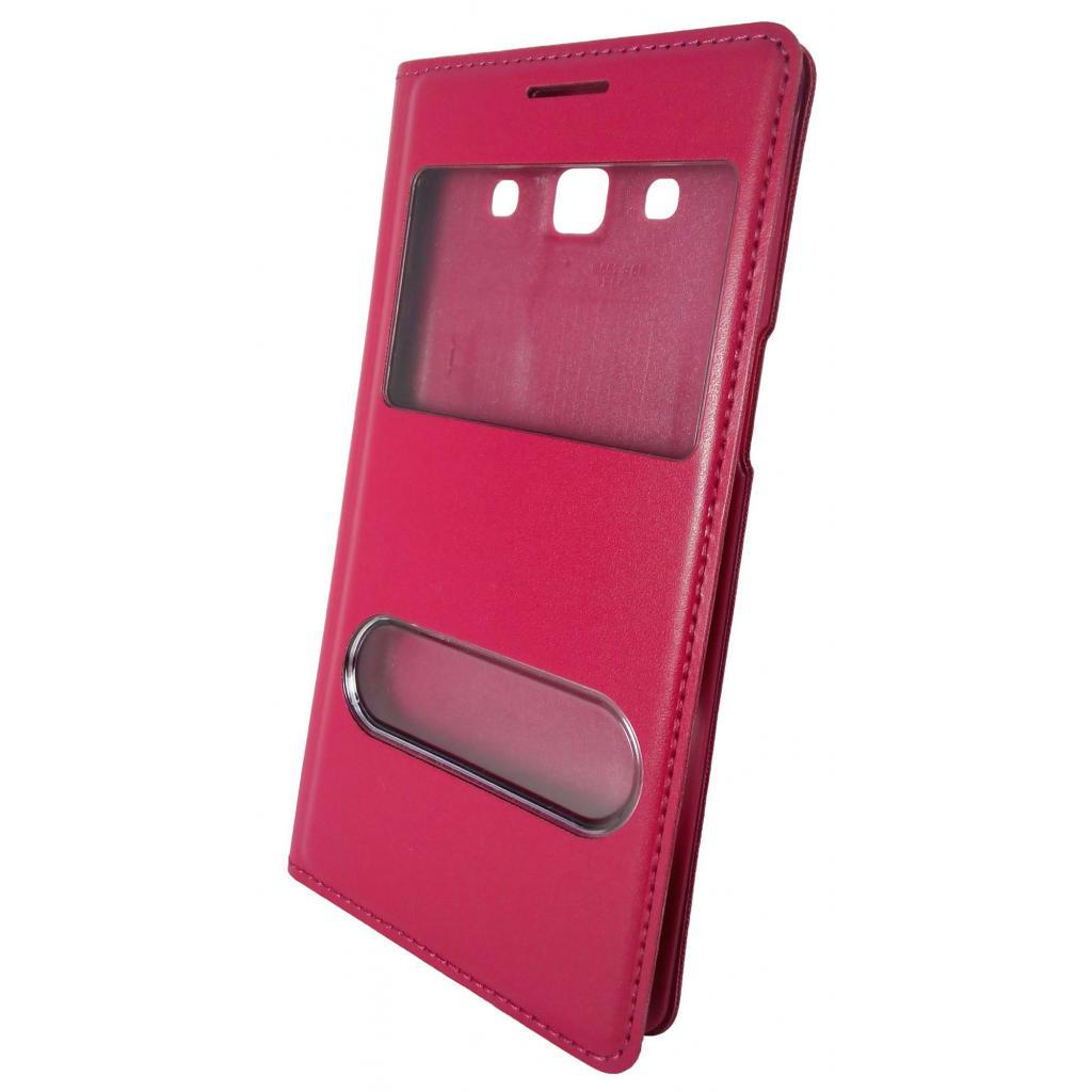 Чехол для моб. телефона GLOBAL для Samsung i8550/i8552 Galaxy Win (красный) (1283126458873) изображение 2
