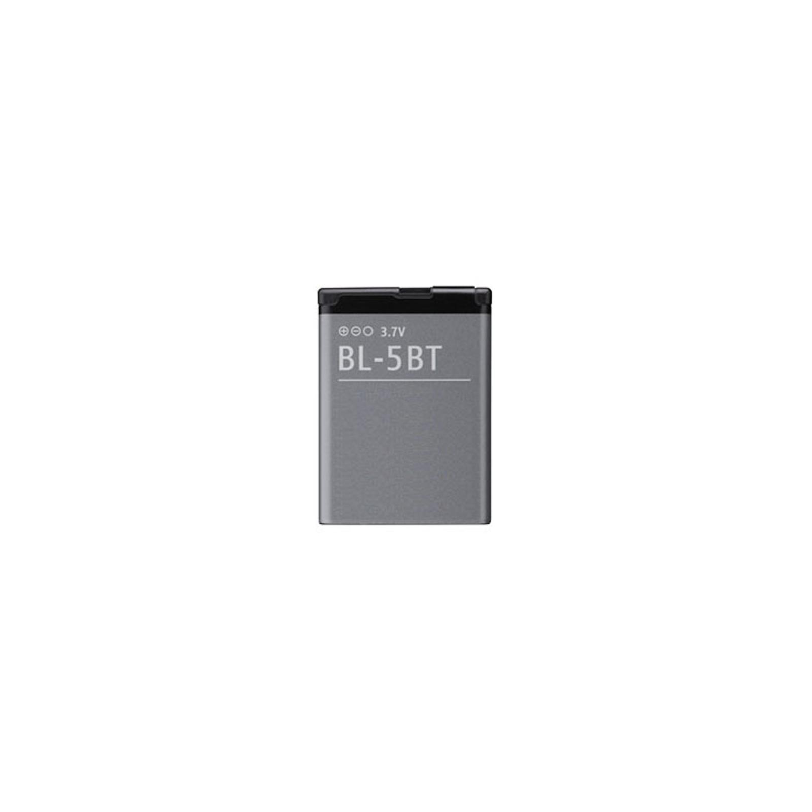 Аккумуляторная батарея PowerPlant Nokia BL-5BT (2600, 7510, N75) (DV00DV6037)