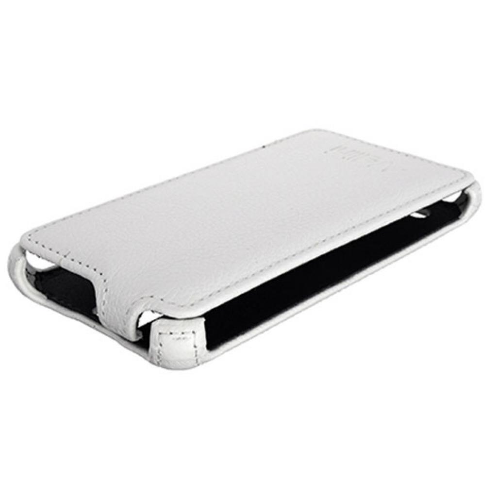 Чехол для моб. телефона Vellini для Lenovo A536 White /Lux-flip/ (216714) (216714) изображение 3