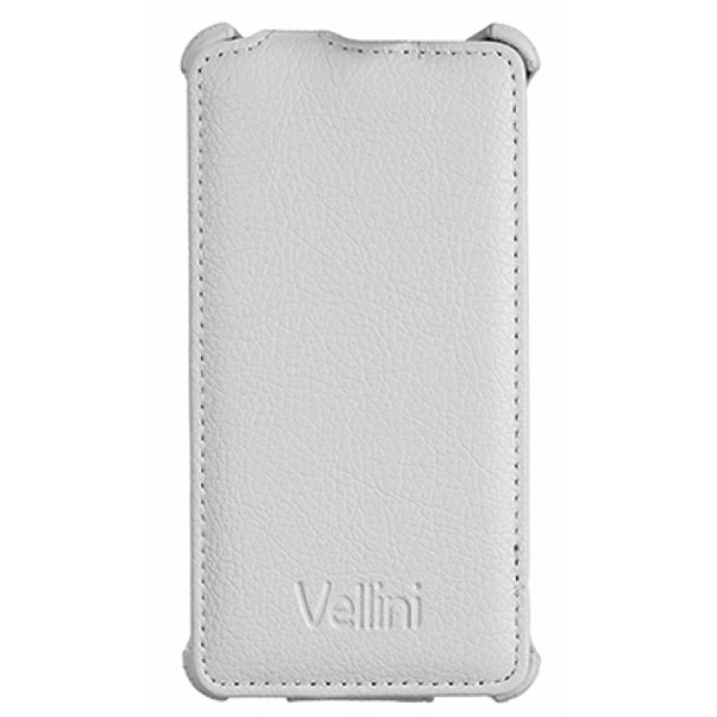Чехол для моб. телефона Vellini для Lenovo A536 White /Lux-flip/ (216714) (216714)