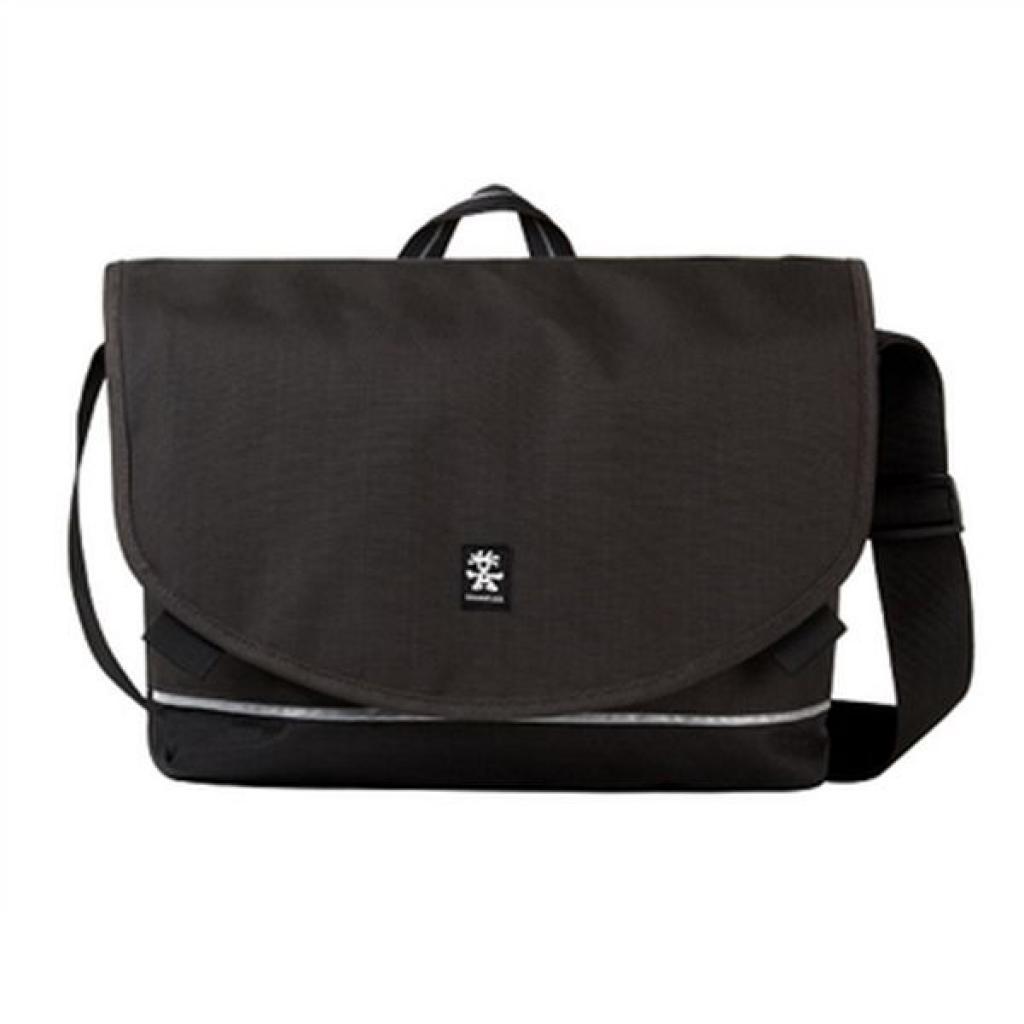 Сумка для ноутбука Crumpler 13 Proper Roady Slim Laptop M/black - black (PRYSL-M-001)
