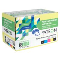 Комплект перезаправляемых картриджей PATRON Epson XP-600/ 700/ 800 (PN-261-N062)