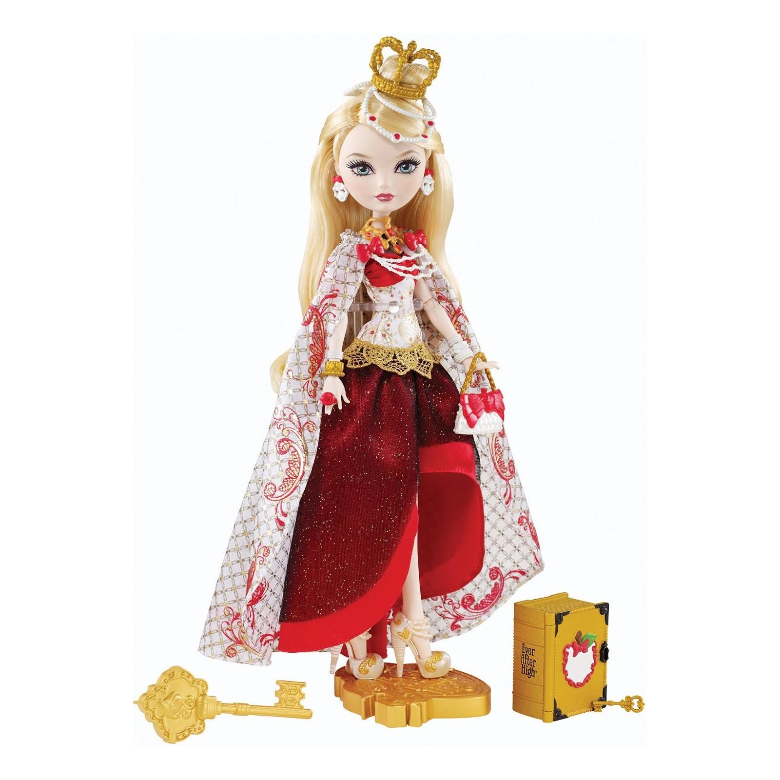 Кукла Mattel Ever After High День Наследия Дочь Белоснежки (BCF47-1) изображение 2