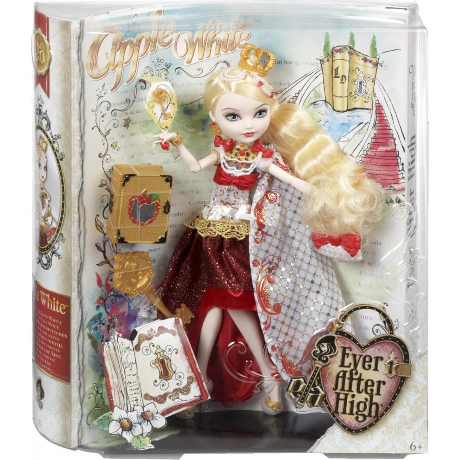 Кукла Mattel Ever After High День Наследия Дочь Белоснежки (BCF47-1) изображение 5