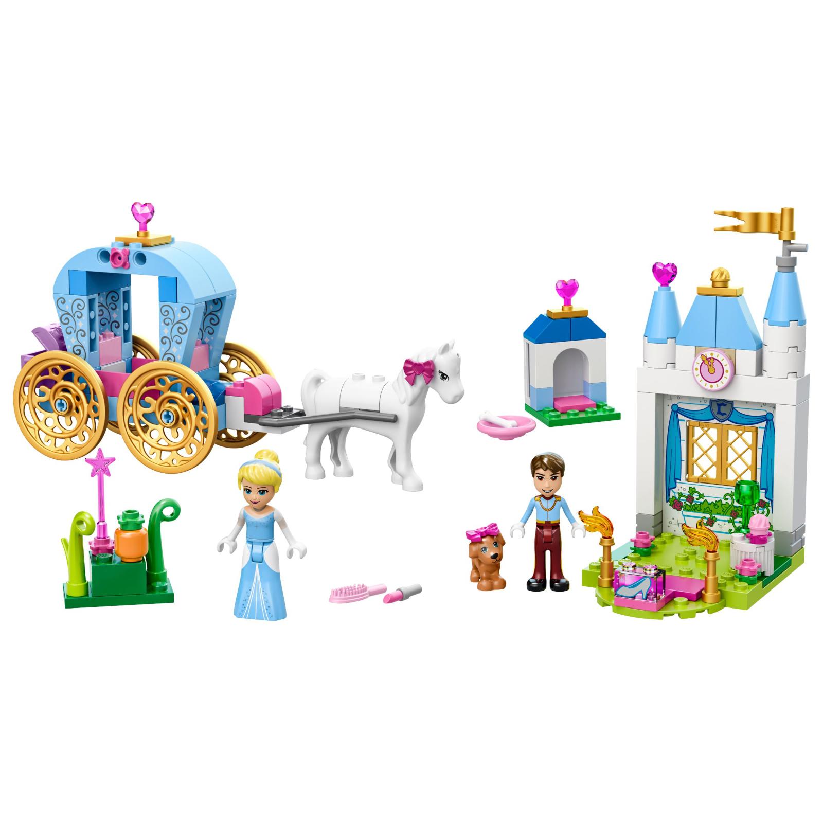 Конструктор LEGO Juniors Карета Золушки (10729) изображение 2