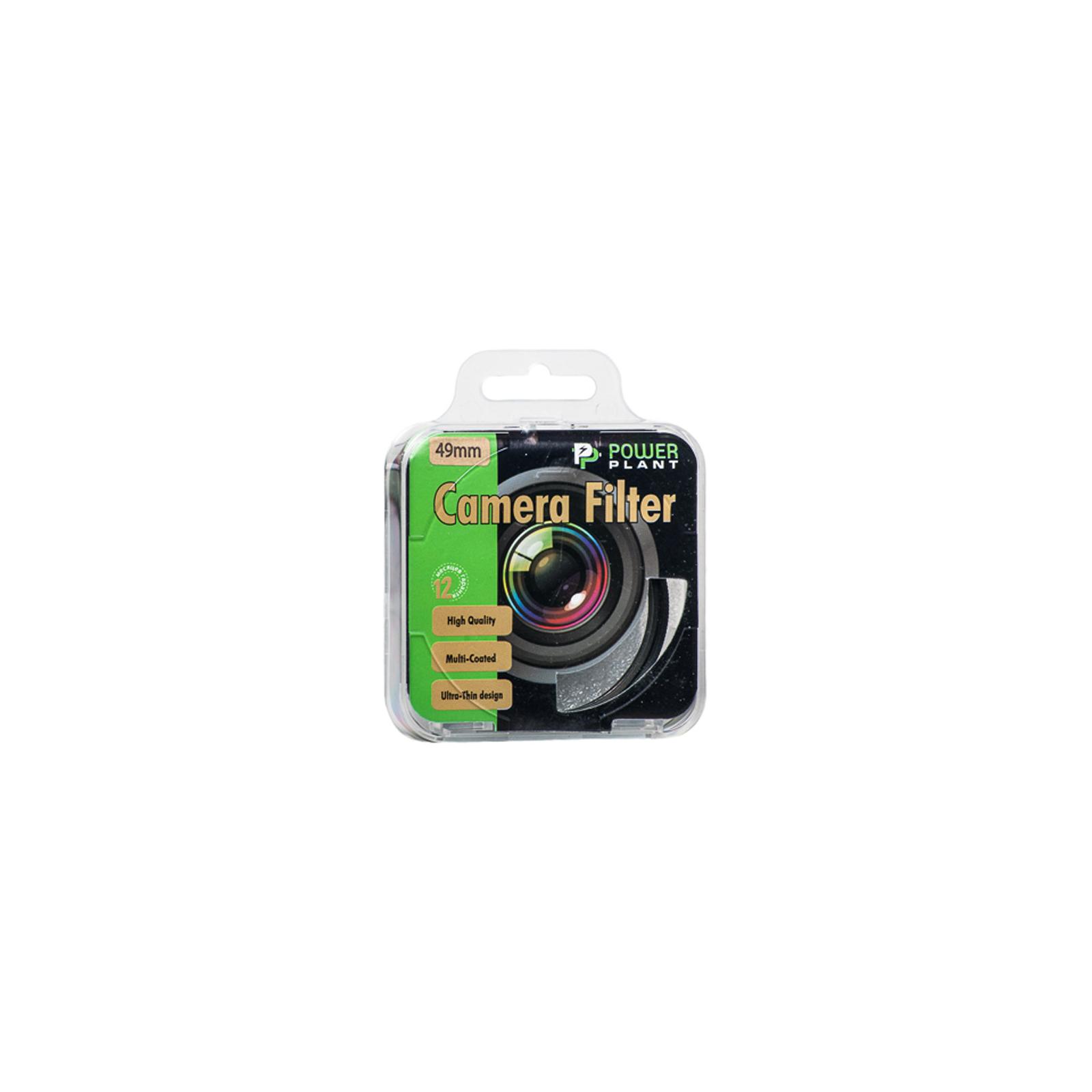 Светофильтр PowerPlant CPL 49 мм (CPLF49) изображение 2