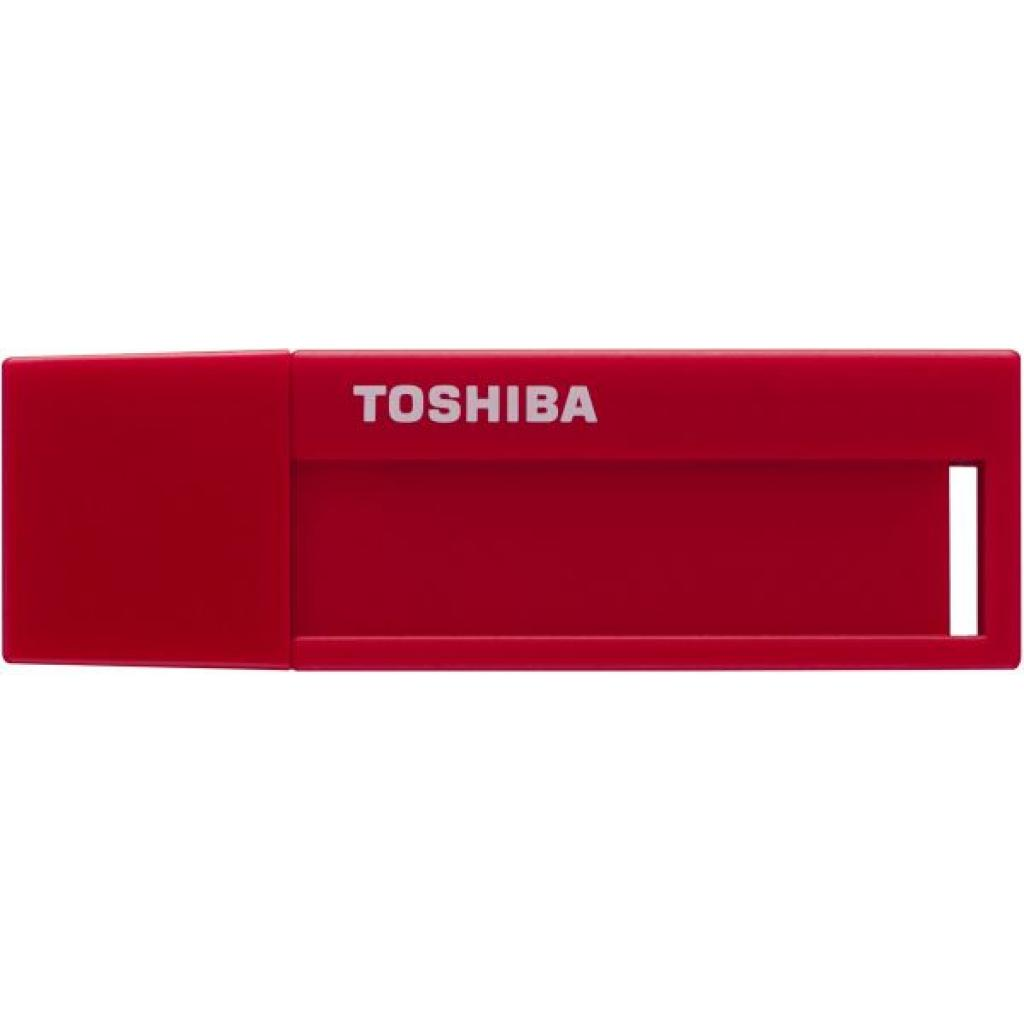USB флеш накопитель TOSHIBA 32GB Daichi Red USB 3.0 (THNV32DAIRED)