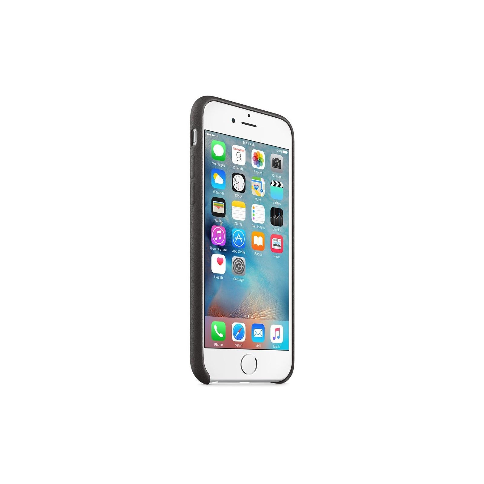 Чехол для моб. телефона Apple для iPhone 6/6s Black (MKXW2ZM/A) изображение 3