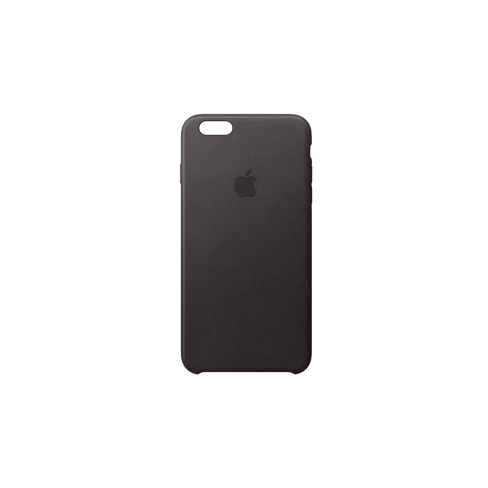 Чехол для моб. телефона Apple для iPhone 6/6s Black (MKXW2ZM/A)