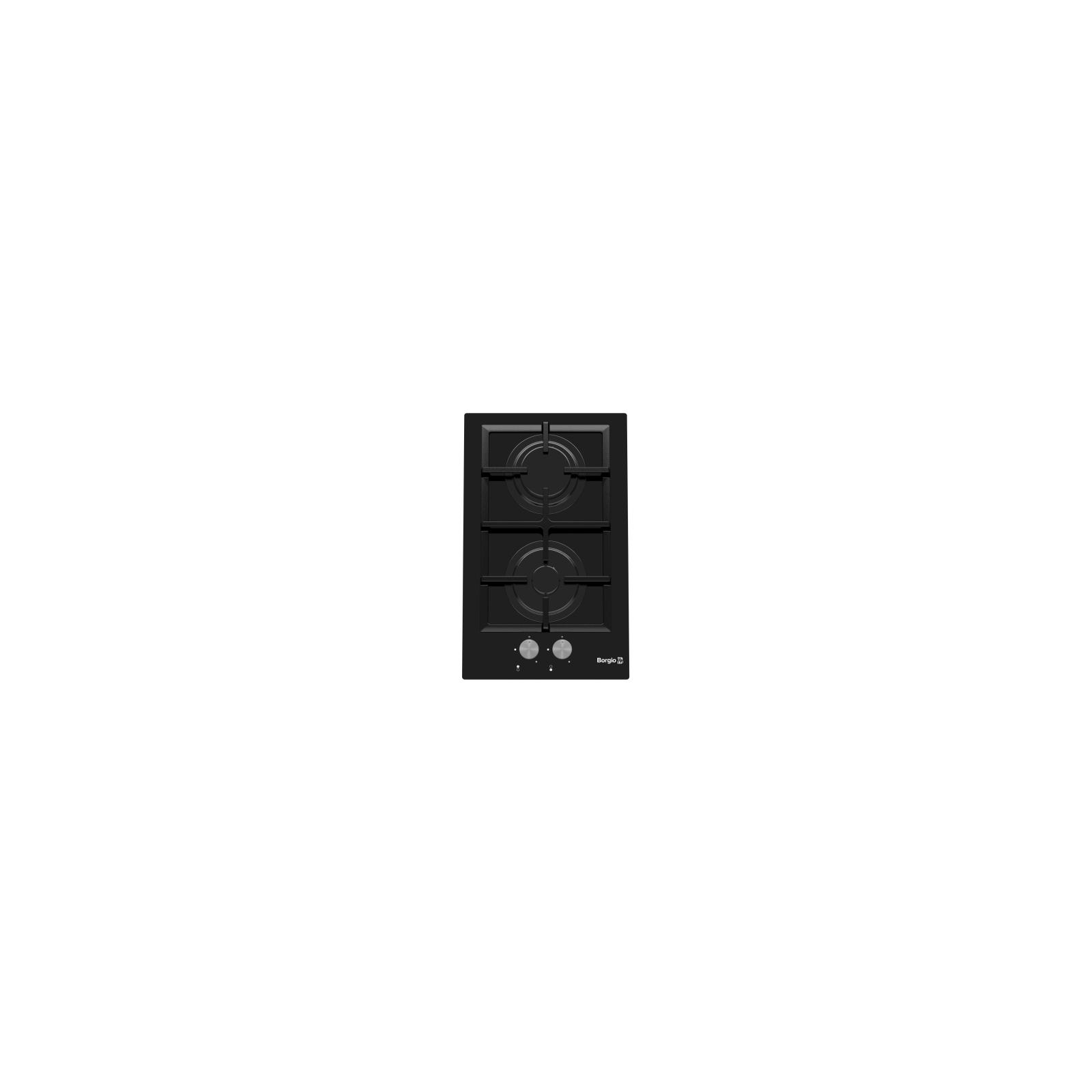 Варочная поверхность Borgio 3150/15 (Black Glass)