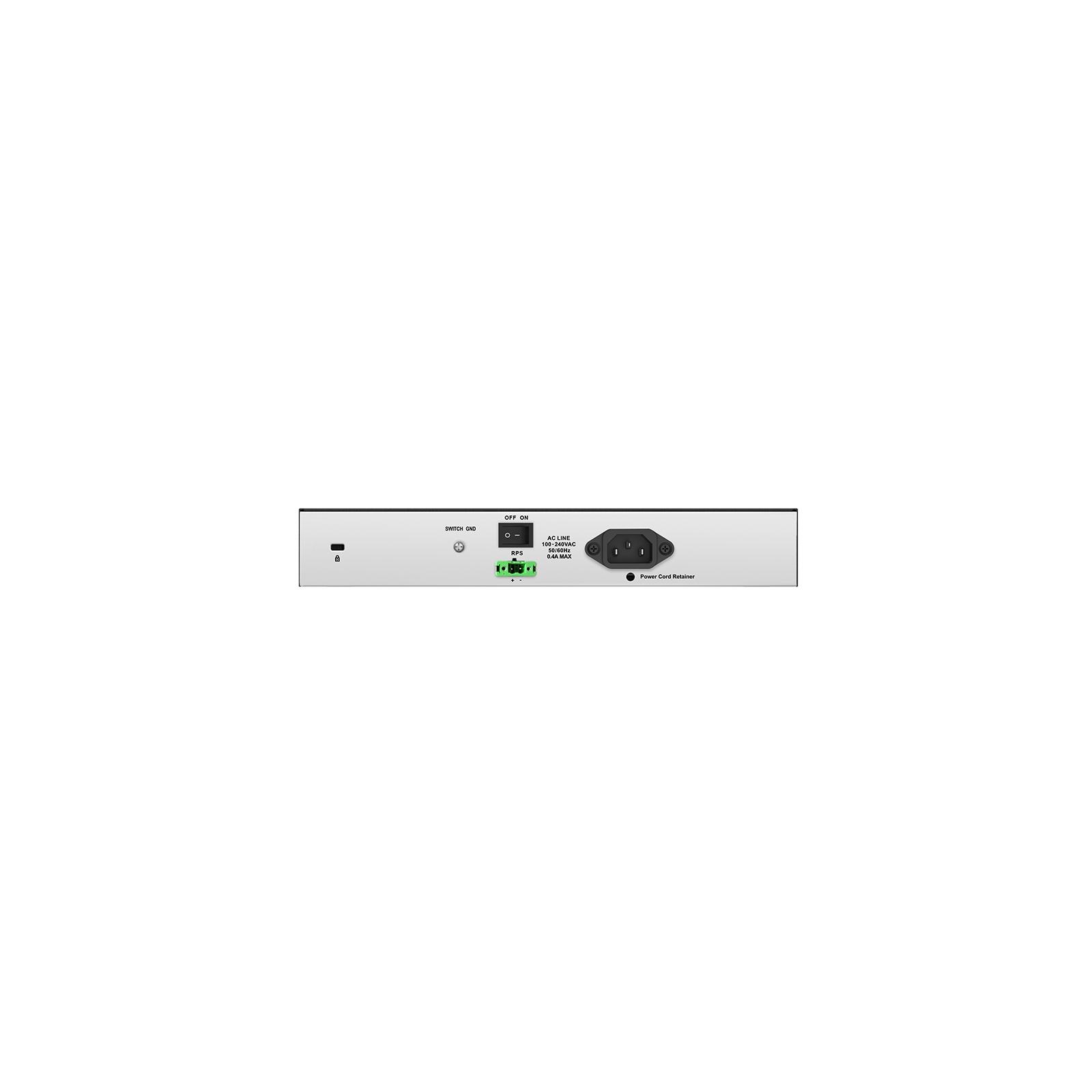 Коммутатор сетевой D-Link DGS-1210-12TS/ME изображение 3