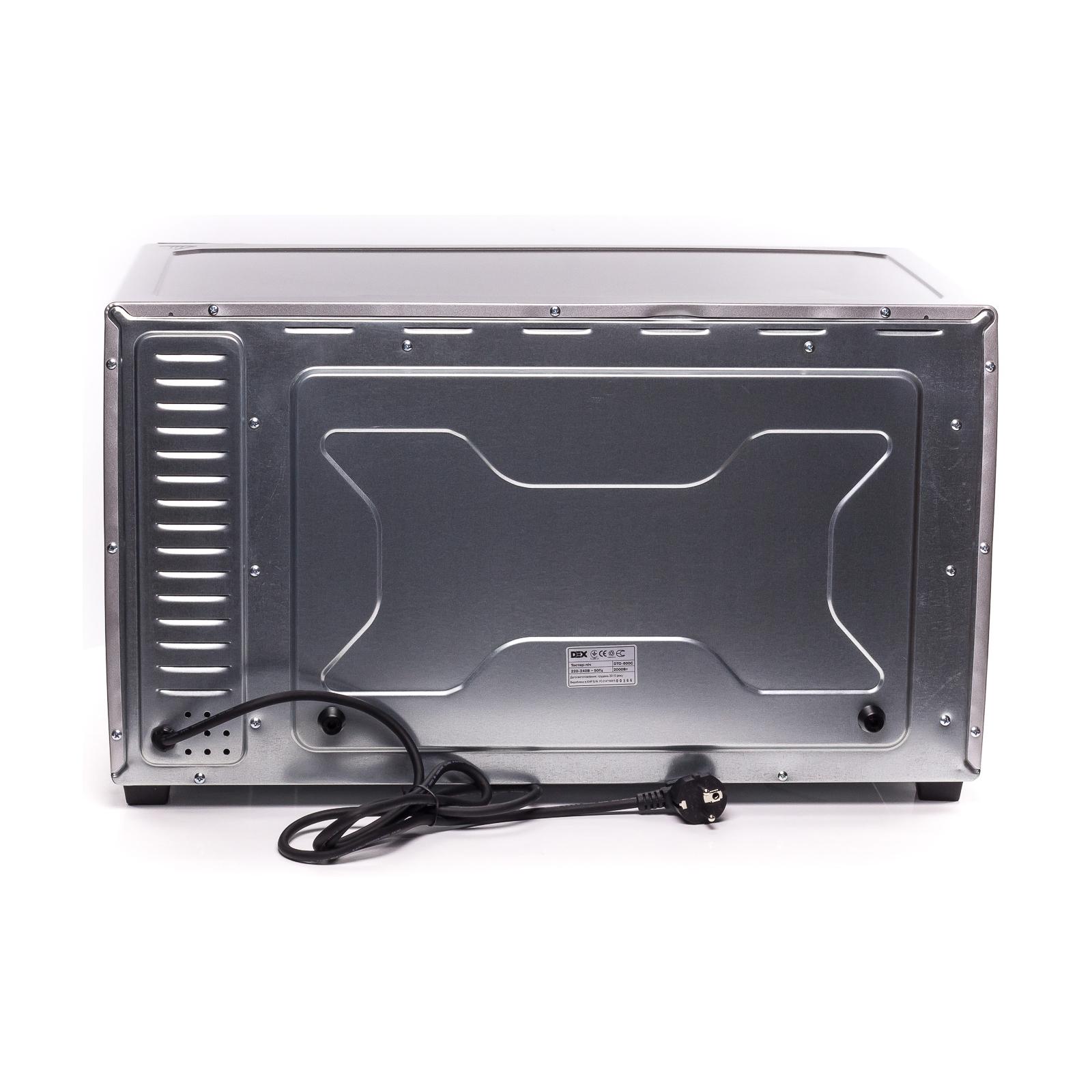 Электропечь DEX DTO-600 C изображение 3