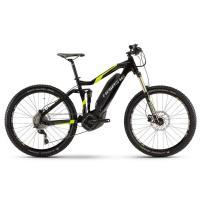 Электровелосипед Haibike SDURO AllMtn 5.0 400Wh 2017, рама 48см, ход:150мм, черный (4545410748)