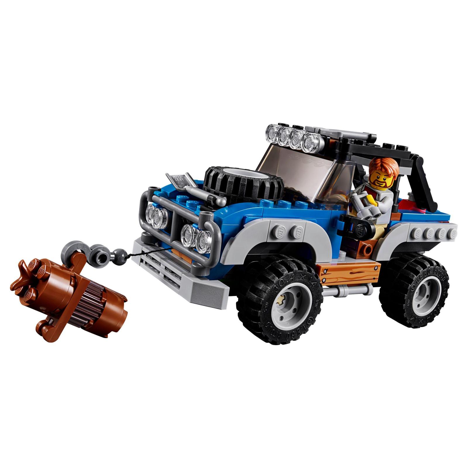 Конструктор LEGO Creator Приключения в глуши (31075) изображение 3