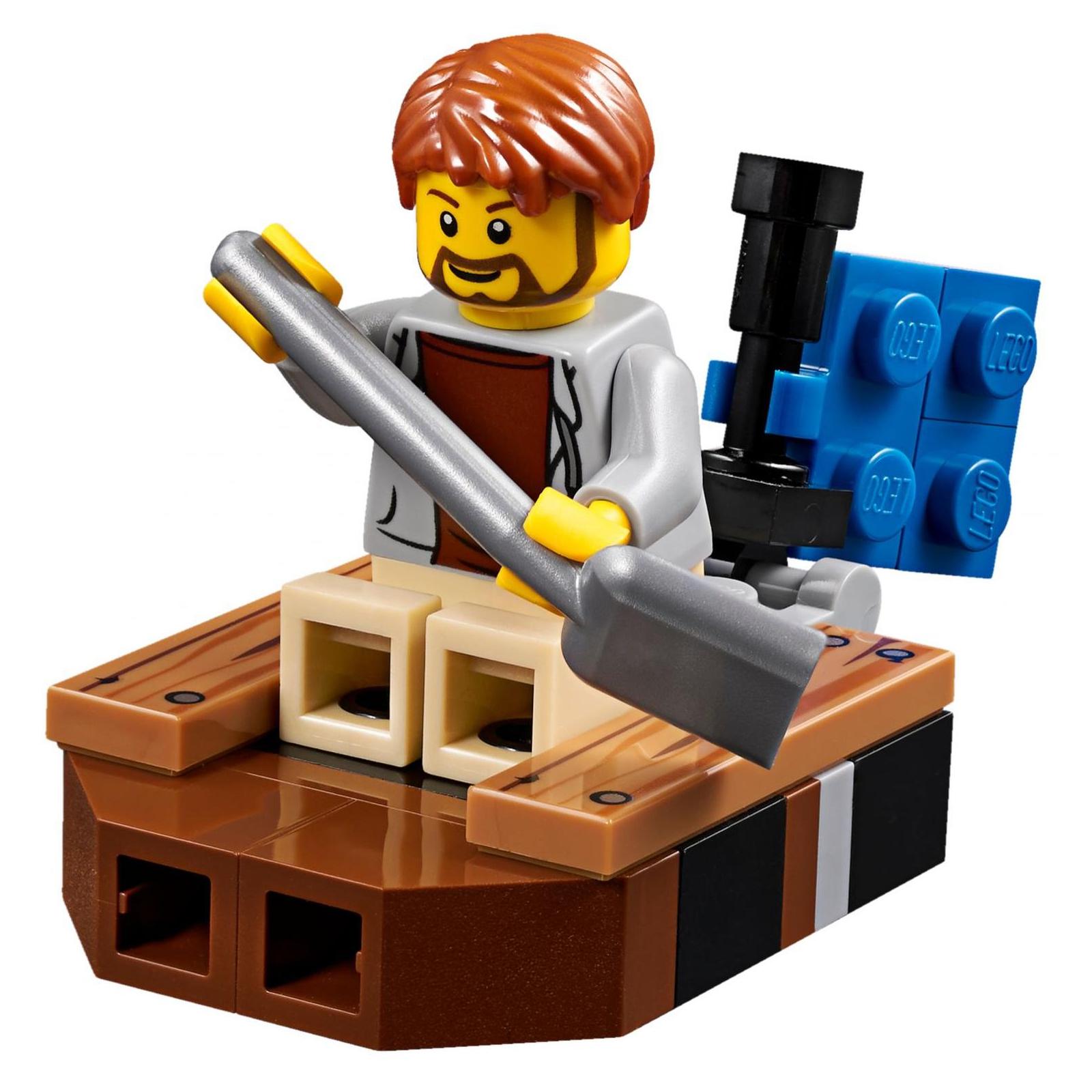 Конструктор LEGO Creator Приключения в глуши (31075) изображение 5