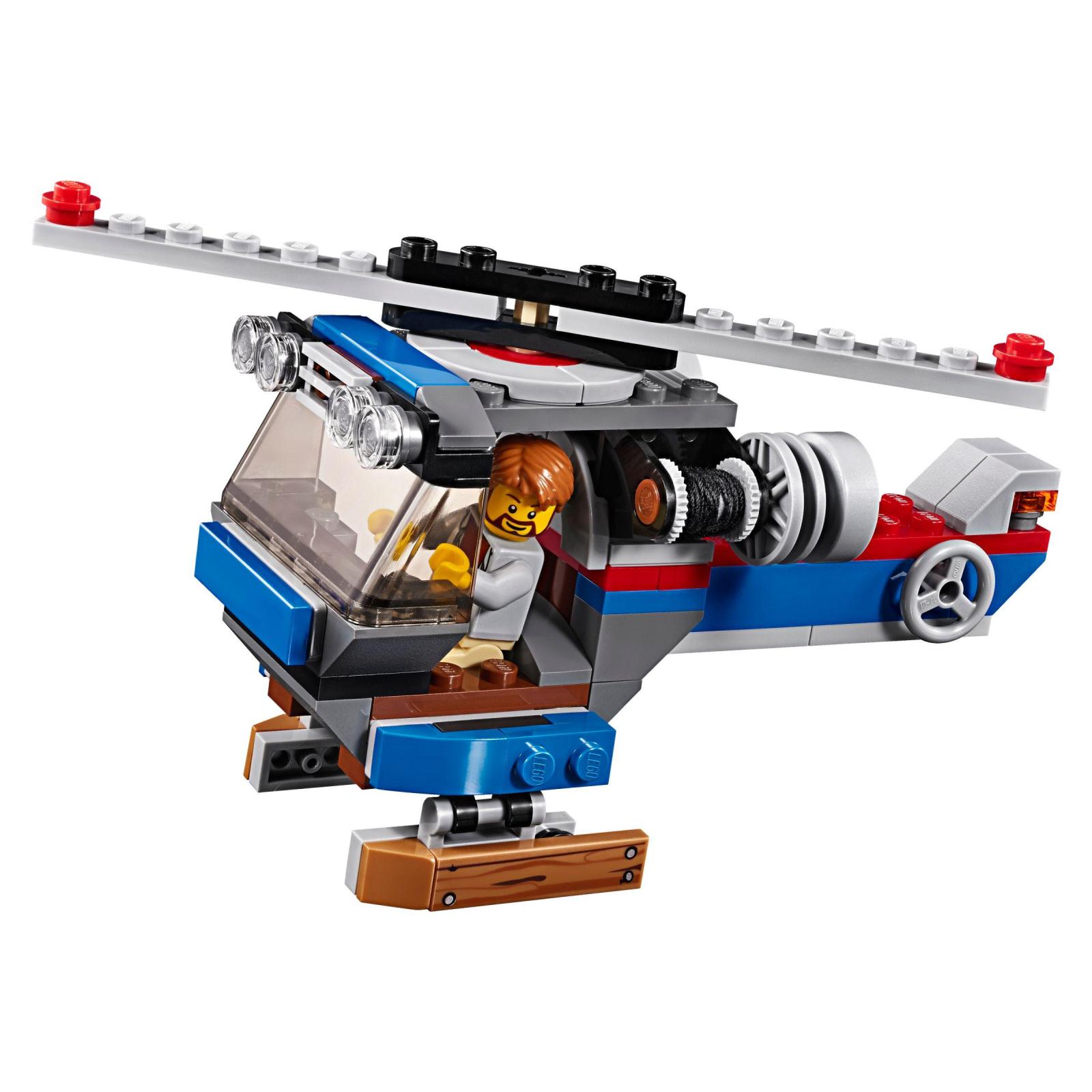 Конструктор LEGO Creator Приключения в глуши (31075) изображение 6