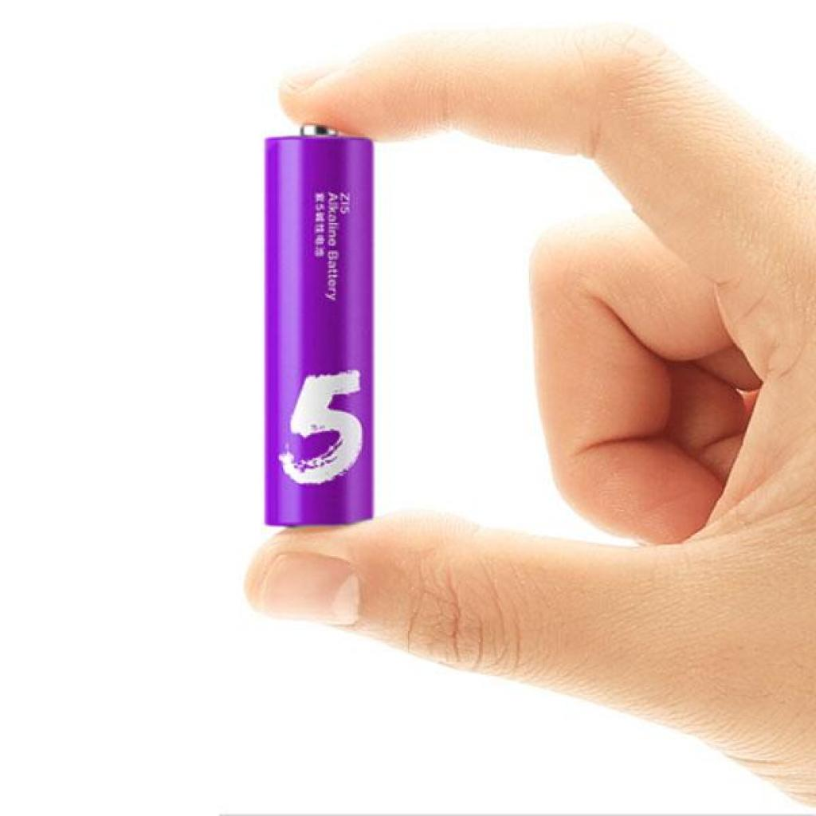 Батарейка ZMI ZI5 Rainbow AA batteries * 40 (Ф01152) изображение 3