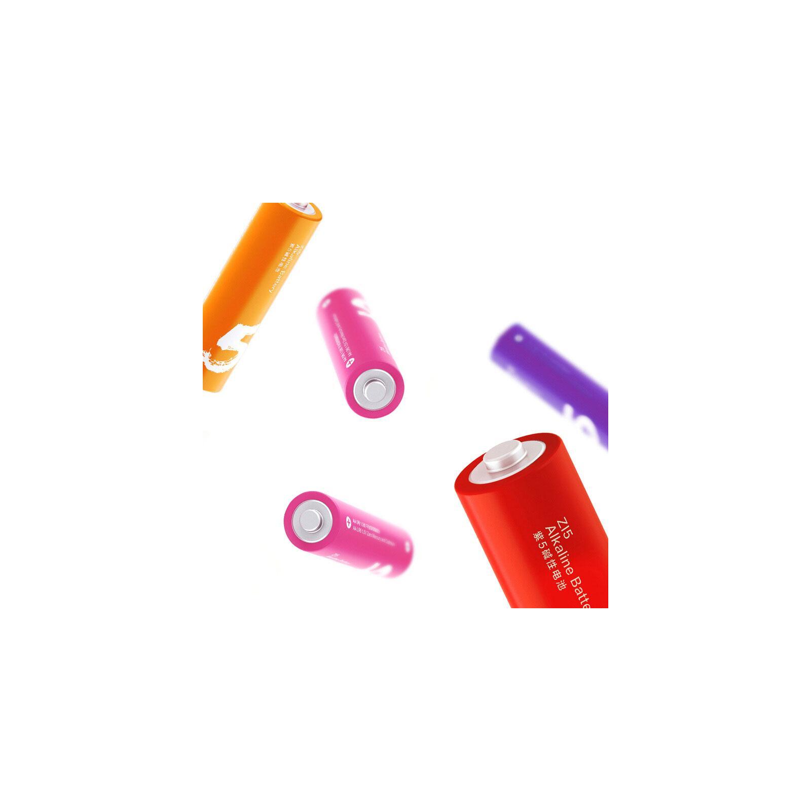 Батарейка ZMI ZI5 Rainbow AA batteries * 40 (Ф01152) изображение 4