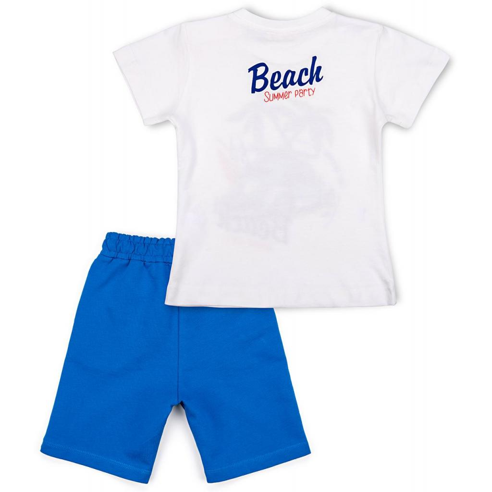 Набор детской одежды Breeze с машинкой (10940-110B-yellow) изображение 4