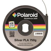Пластик для 3D-принтера Polaroid PLA 1.75мм/0.75кг ModelSmart 250s, silver (3D-FL-PL-6013-00)