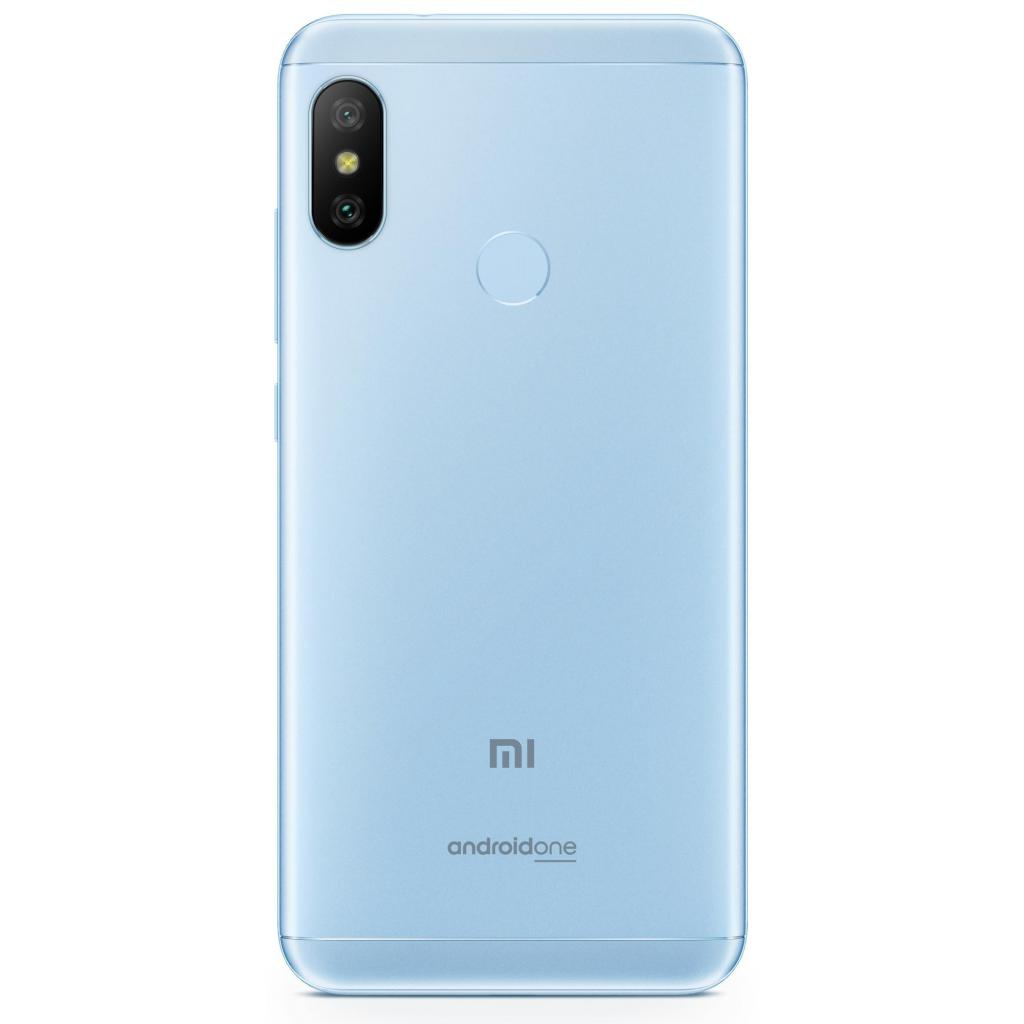 Мобильный телефон Xiaomi Mi A2 Lite 4/64 Blue изображение 2