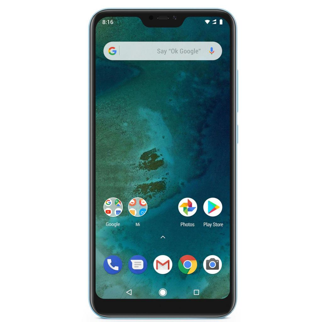 Мобильный телефон Xiaomi Mi A2 Lite 4/64 Blue
