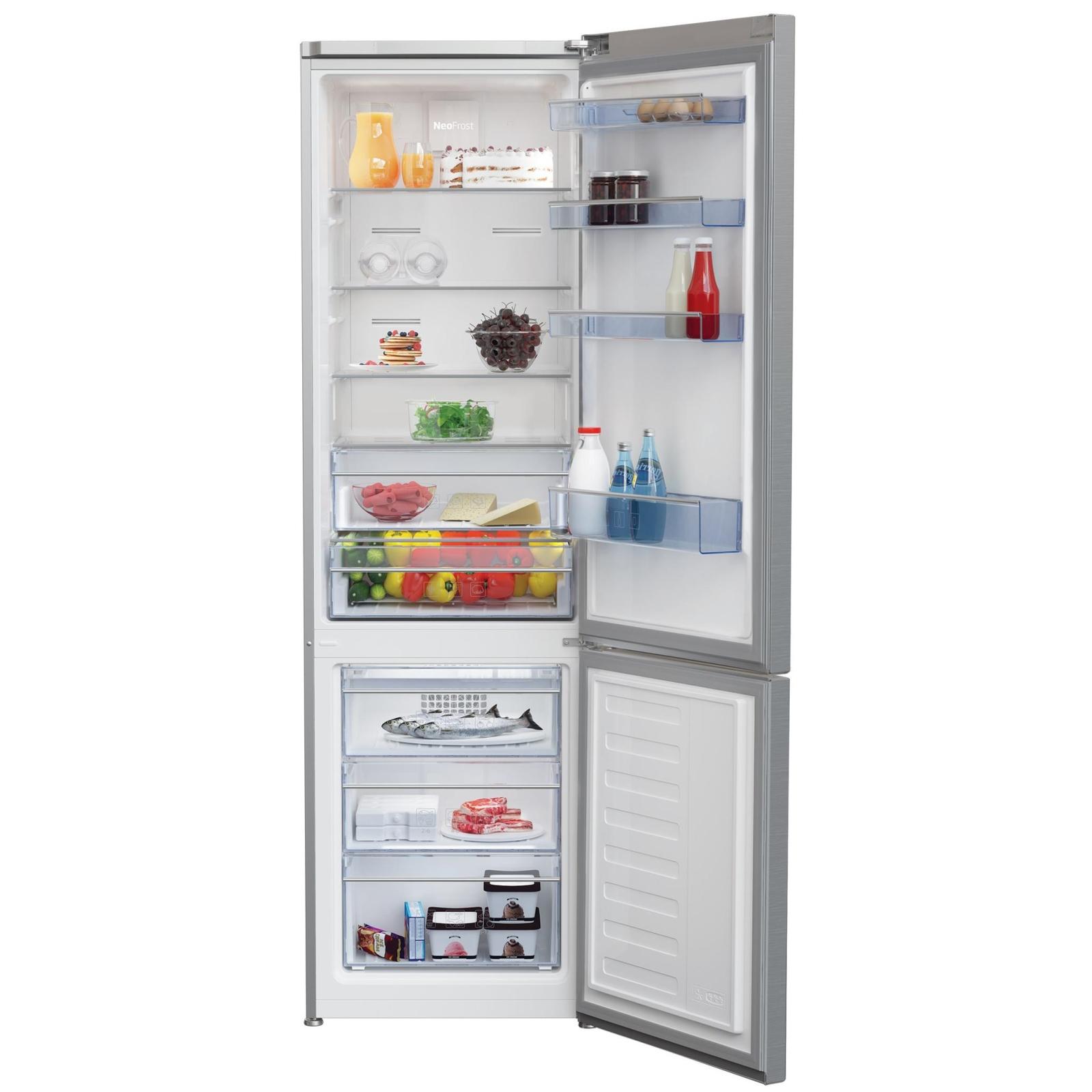 Холодильник BEKO RCNA400E30ZXP изображение 3