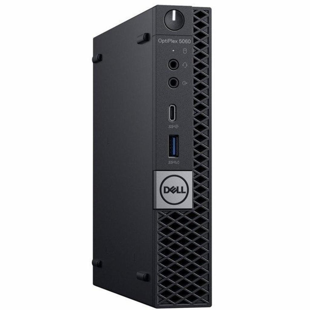Компьютер Dell OptiPlex 5060 MFF (N009O5060MFF) изображение 3